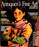 Antiques and Fine Art Magazine 3/1/2012