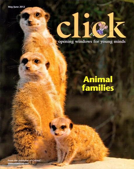 Click Cover - 5/1/2012