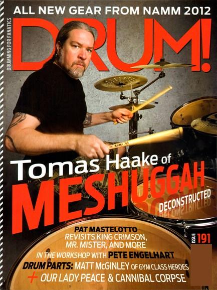 Drum! Cover - 5/1/2012