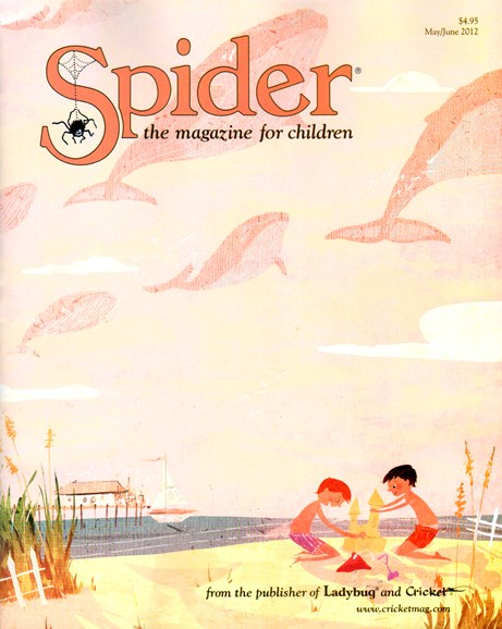 Spider Cover - 5/1/2012
