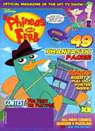Disney Phineas and Ferb Magazine 5/1/2012
