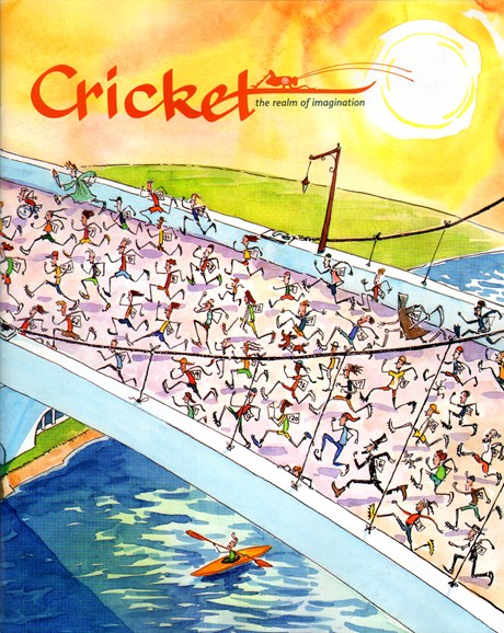 Cricket Cover - 5/1/2012