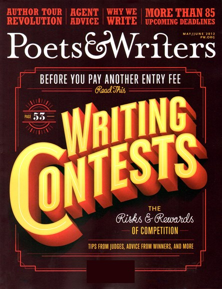 Poets & Writers Cover - 5/1/2012