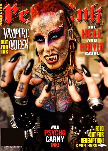 Rebel Ink Cover - 5/1/2012