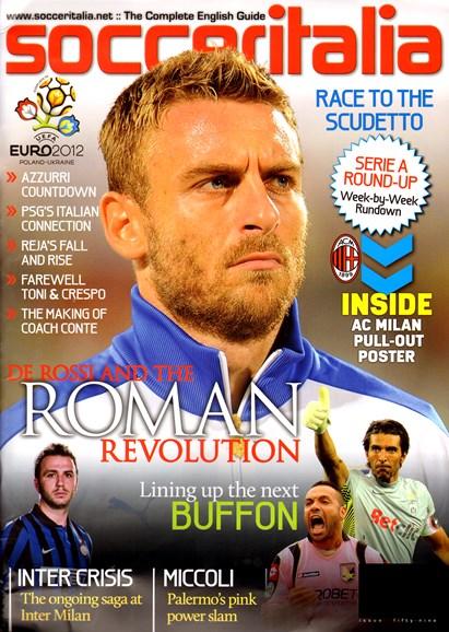Soccer Italia Cover - 5/1/2012