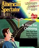 The American Spectator Magazine 5/1/2012