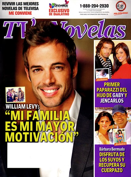 Tv Y Novelas Cover - 5/1/2012