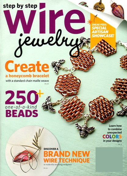 Step By Step Wire Jewelry Cover - 4/1/2012