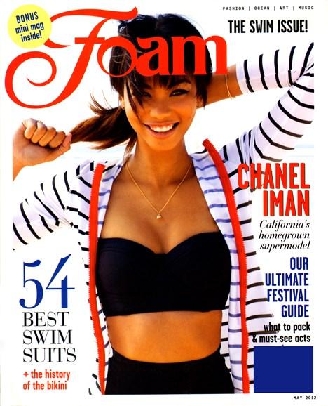 FOAM Cover - 5/1/2012