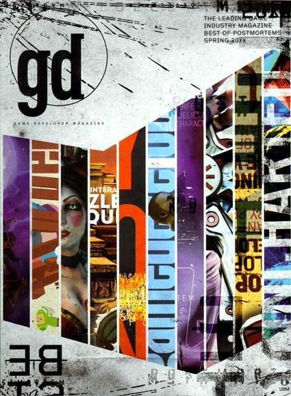 Game Developer Cover - 5/1/2012