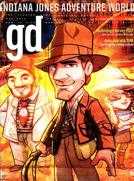 Game Developer Cover - 5/2/2012
