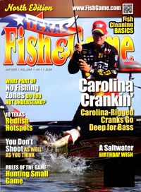 Texas Fish & Game | 5/1/2012 Cover