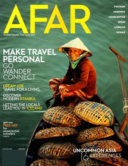 AFAR Cover - 5/1/2012