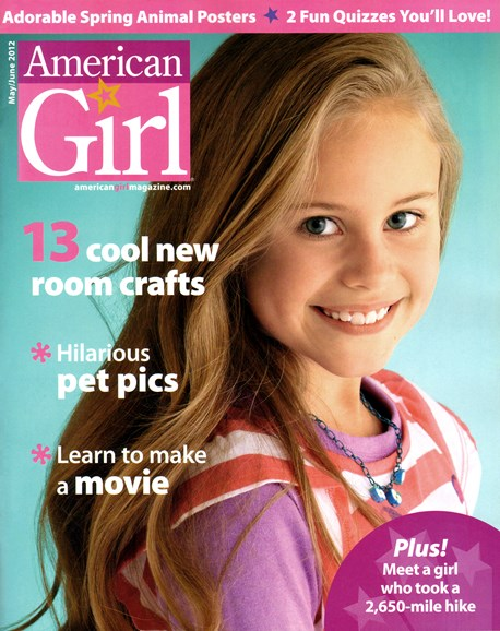 American Girl Cover - 5/1/2012