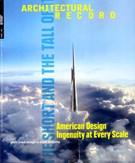 Architectural Record Magazine 5/1/2012