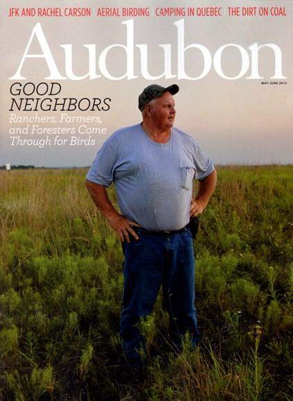 Audubon Cover - 5/1/2012