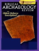 Biblical Archaeology Review Magazine 5/1/2012