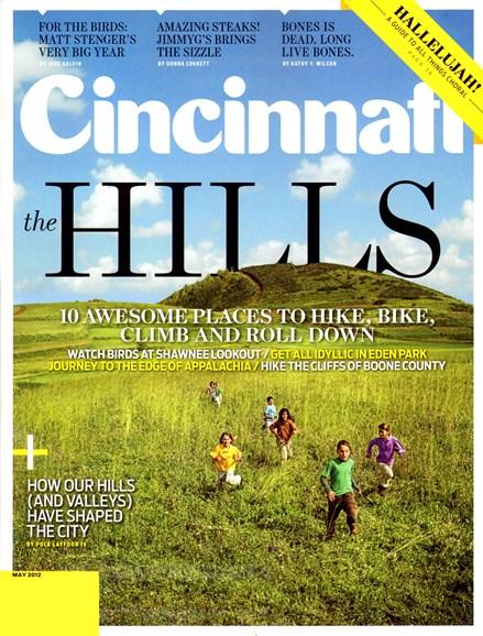 Cincinnati Cover - 5/1/2012
