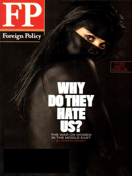 Foreign Policy Cover - 5/1/2012