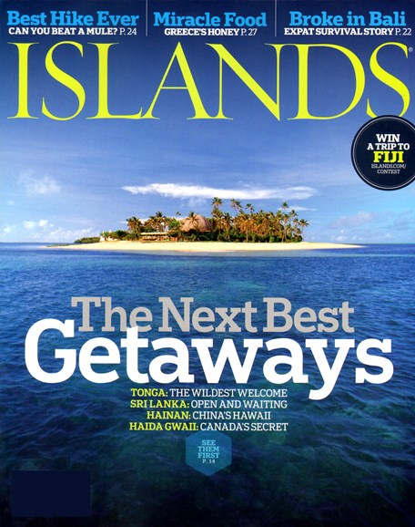 Islands Cover - 5/1/2012
