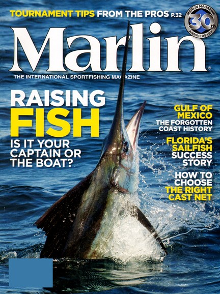 Marlin Cover - 5/1/2012