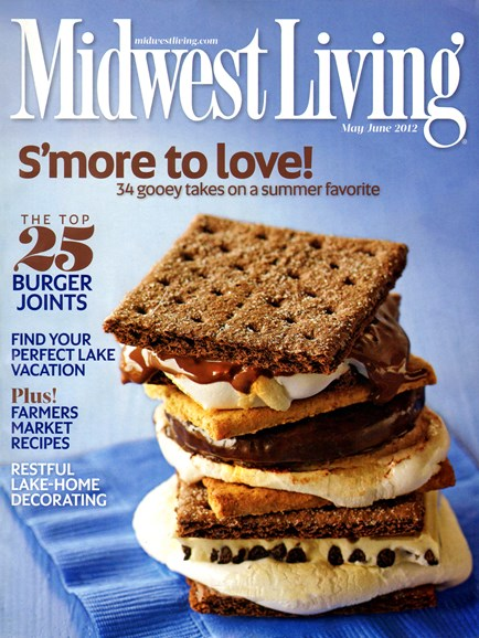 Midwest Living Cover - 5/1/2012