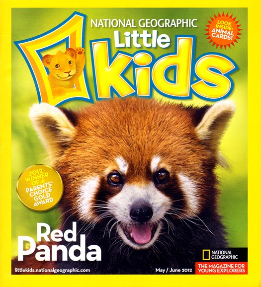 National Geographic Little Kids Cover - 5/1/2012