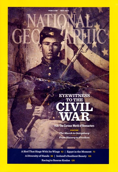 National Geographic Cover - 5/1/2012