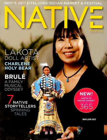 Native Peoples Cover - 5/1/2012