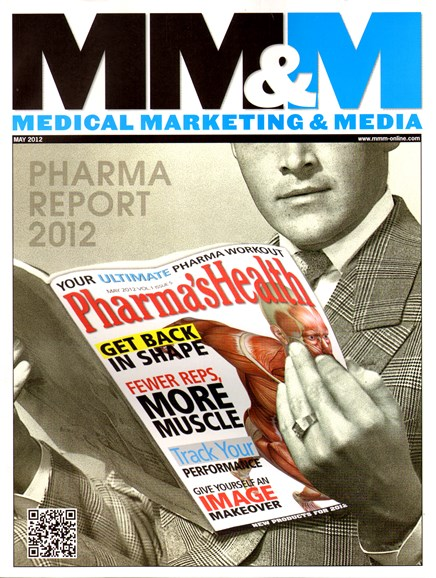 Medical Marketing & Media Cover - 5/1/2012