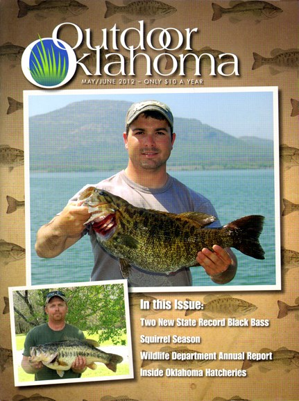 Outdoor Oklahoma Cover - 5/1/2012