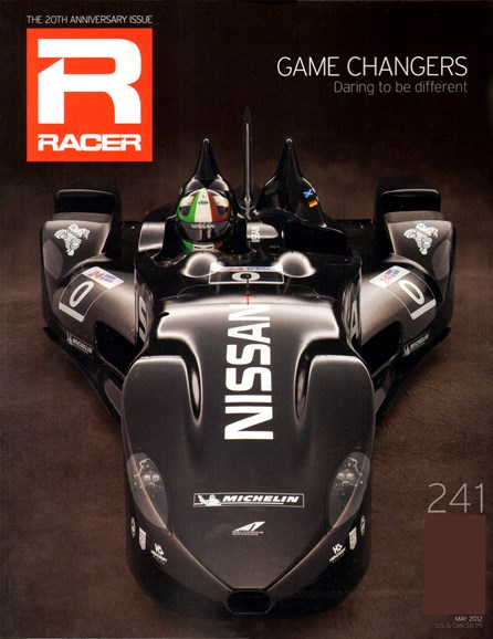 Racer Cover - 5/1/2012