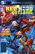 Red Hood and the Outlaws 5/1/2012