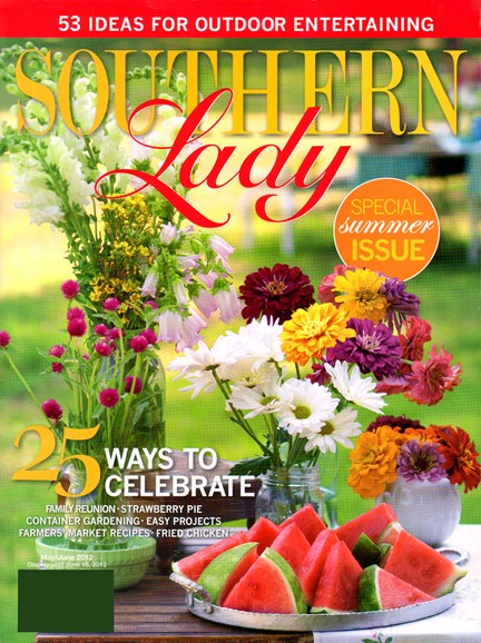 Southern Lady Cover - 5/1/2012