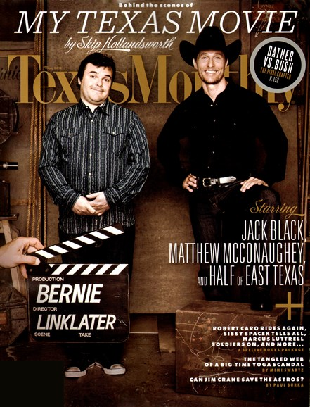 Texas Monthly Cover - 5/1/2012