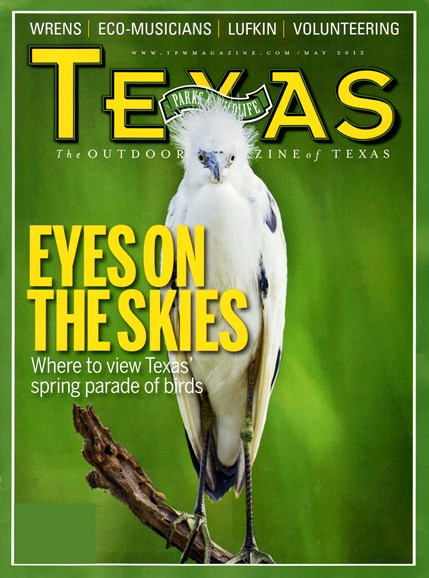 Texas Parks & Wildlife Cover - 5/1/2012