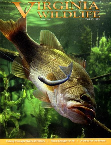 Virginia Wildlife Cover - 5/1/2012