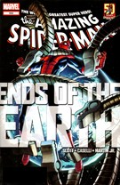 Superior Spider Man Comic 5/1/2012