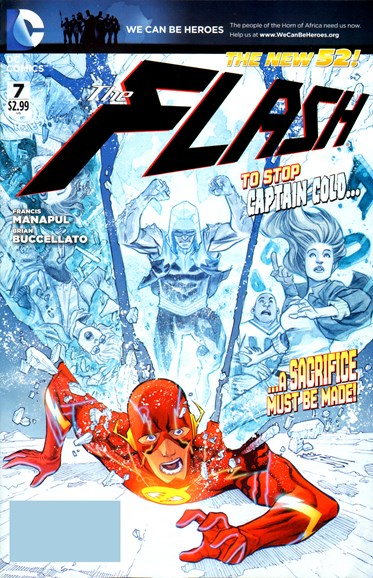 The Flash Cover - 5/1/2012