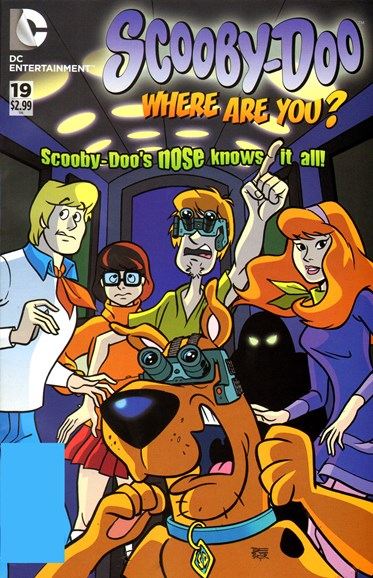 Scooby Doo, Where Are You? Cover - 5/1/2012