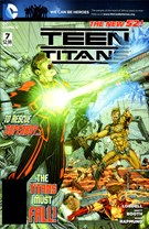 Teen Titans Comic 5/1/2012