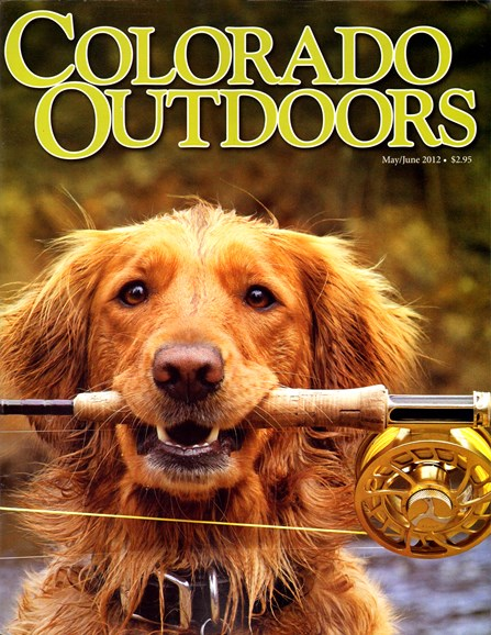 Colorado Outdoors Cover - 5/1/2012