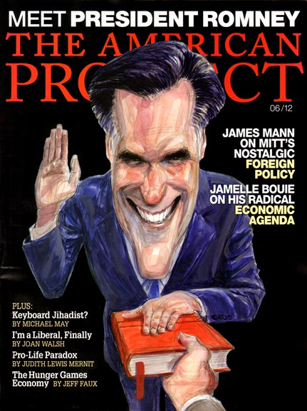 The American Prospect Cover - 6/1/2012