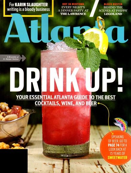 Atlanta Magazine Cover - 6/1/2012
