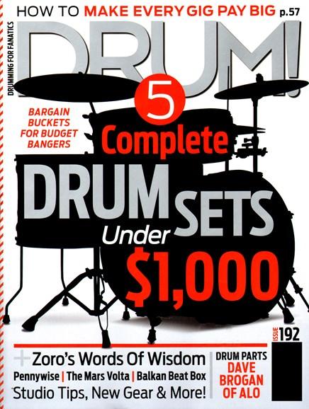 Drum! Cover - 6/1/2012