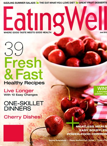 EatingWell Cover - 6/1/2012