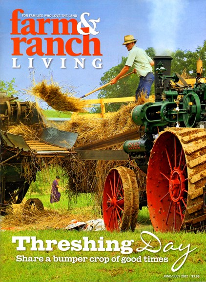 Farm & Ranch Living Cover - 6/1/2012