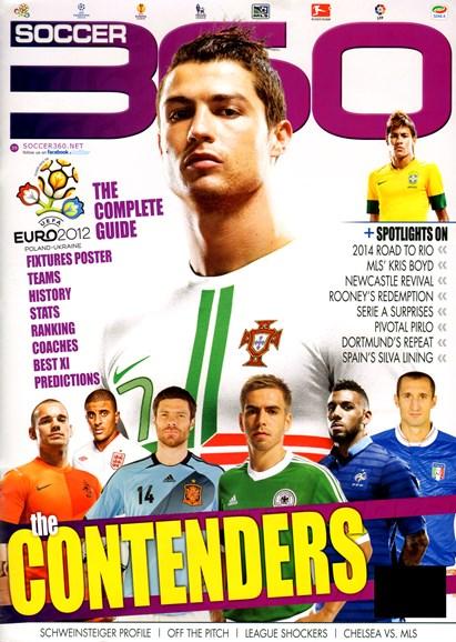 Soccer 360 Cover - 6/1/2012