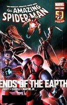 Superior Spider Man Comic 6/1/2012
