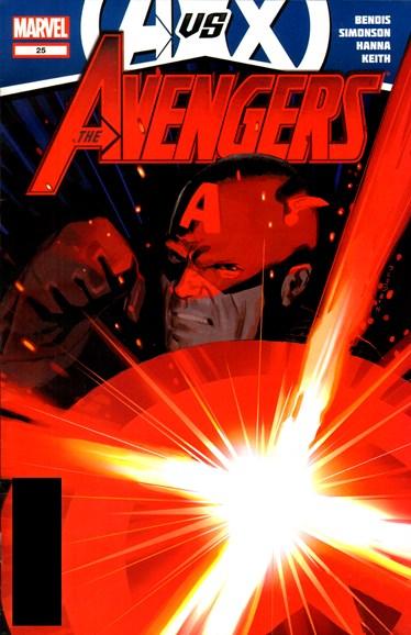 Avengers Cover - 6/1/2012